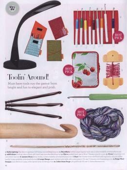 Vogue Knitting Crochet 2014 - 编织幸福的日志 - 网易博客 - 804632173 - 804632173的博客