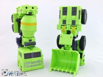 [Toyworld] Produit Tiers - Jouet TW-C Constructor aka Devastator/Dévastateur (Version vert G1 et jaune G2) - Page 5 Vhlqfiht