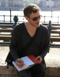 Joseph Morgan - Budapest (Hungary) - April 29, 2012 - 28xHQ ONFf9tVR