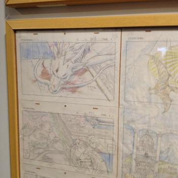 Ghibli s'invite dans la Galerie Art Ludique DcA7AcKl