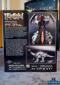 [Fanstoys] Produit Tiers - Dinobots - FT-04 Scoria, FT-05 Soar, FT-06 Sever, FT-07 Stomp, FT-08 Grinder - Page 9 Ool8LBUl