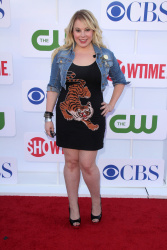 Кирстен Вангснесс, фото 9. Kirsten Vangsness - CW, CBS and Showtime Summer TCA Party in LA, July 29, foto 9