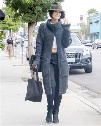 Jaimie Alexander - Out and about in West Hollywood - 05/21/15