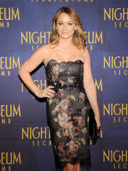 Christine Taylor 'Night At The Museum Secret Of The Tomb' New York premiere 12/11/2014 1