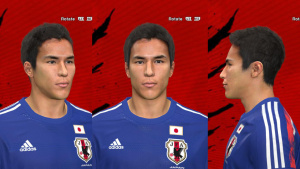 Download Makoto Hasebe PES2014 Face by A.Mussoullini