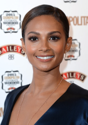Alesha Dixon - Cosmopolitan Ultimate Women Of The Year Awards 2015 @ One Mayfair in London - 12/02/15