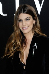 Bianca Brandolini - Paris Fashion Week: Giorgio Armani Prive Haute Couture S/S 2016 Fashion Show in Paris - 01/26/16