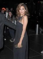 Eva Mendes - Arriving at the Mandarin Oriental Hotel 9/19/13