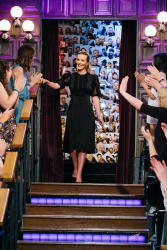 Leighton Meester - The Late Late Show with James Corden: March 13th 2017