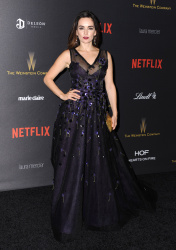Ana de la Reguera - 2016 Weinstein Company & Netflix Golden Globes After Party @ the Beverly Hilton Hotel in Beverly Hills - 01/10/16