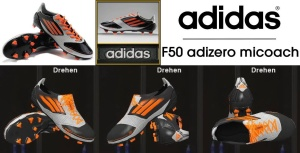 Download PES 2014 Adidas F50 MiCoach TRX FG by Ron