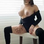 Gatas QB - Emiliana Agacci Bella da Semana (Parte 2)