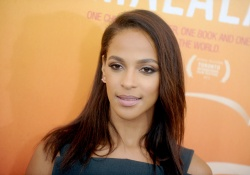 Megalyn Echikunwoke - He Named Me Malala New York Premiere @ the Ziegfeld Theater in NYC - 09/24/15
