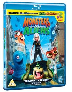Mostri contro alieni (2009) Full Blu-Ray 41Gb AVC ITA DD 5.1 ENG TrueHD 5.1 MULTI