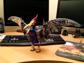 [Fanstoys] Produit Tiers - Dinobots - FT-04 Scoria, FT-05 Soar, FT-06 Sever, FT-07 Stomp, FT-08 Grinder - Page 4 U68sn72u