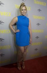 "Amy Schumer - ""Trainwreck"" Premiere in Melbourne 7/21/15"