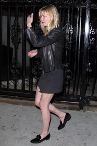 Kirsten Dunst  - O & A Los Angeles x 6