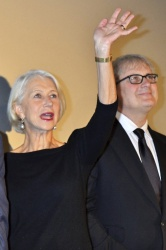 Helen Mirren - 28th Tokyo International Film Festival: Woman in Gold Stage Greeting @ Roppongi Hills in Tokyo - 10/24/15