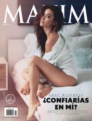 FOTOS: Shay Mitchell Revista Maxim México Marzo 2015 1