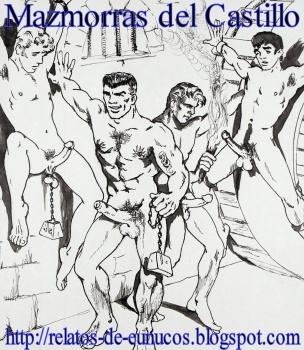Relato erótico: una FEMDOM comprando esclavos en