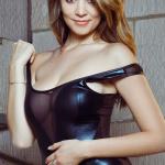 Gatas QB - Ali Rose Playboy Cybergirl