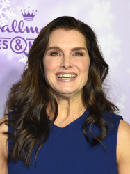 Brooke Shields - Hallmark Channel & Hallmark Movies & Mysteries Winter 2016 TCA Press Tour @ Tournament House in Pasadena - 01/08/16