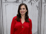 Hayley Atwell - AOL BUILD Speaker Series in NYC 10/2/16