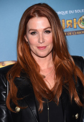 Poppy Montgomery - Opening Night of Cirque Du Soleil's KURIOS - Cabinet of Curiosities @ Dodger Stadium in Los Angeles - 12/09/15