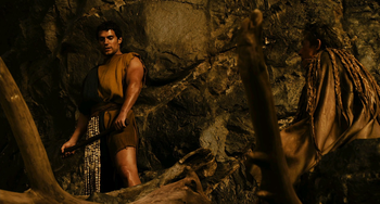 Immortals. Bogowie i Herosi / Immortals (2011) PL.720p.BRRip.XViD.AC3-J25 / Lektor PL +RMVB +x264
