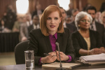 "Jessica Chastain - ""Miss Sloan"" production stills"