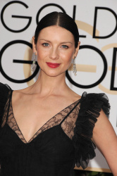 Caitriona Balfe - 73rd Annual Golden Globe Awards @ the Beverly Hilton Hotel in Beverly Hills - 01/10/16