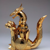 Dragon Shiryu V1 Limited Gold - Toei Web Shop -
