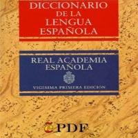 Real Academia Española: Diccionario de la Lengua Española