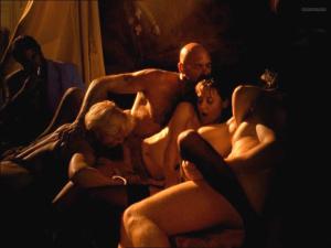 Coralie revel full frontal nude scene public masturbation 1