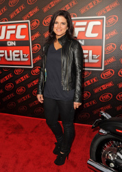 Джина Карано, фото 217. Gina Carano UFC On FOX: Live Heavyweight Championship - November 12, 2011, foto 217