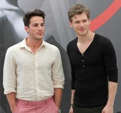 Joseph Morgan and Michael Trevino - 52nd Monte Carlo TV Festival / The Vampire Diaries Press, 12.06.2012 - 34xHQ Q27NzpM3