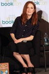 Julianne Moore at BookCon 2015 at Javits Center on May 31-2015 x28