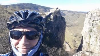 25/01/2015- Pontón de La Oliva, La Concha, Alpedrete, El Pontón: 48km - 3NJWGMHW