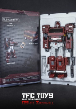 [TFC Toys] Produit Tiers - OS-01 Ironwill (aka Ironhide/Rhino) & OS-03 Medic (aka Ratchet/Mécano) - Page 2 Rku9sXIM