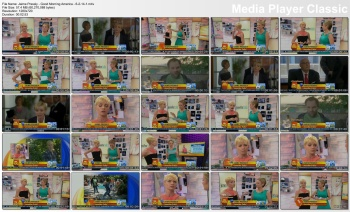 Jaime Pressly - Good Morning America - 6-2-14