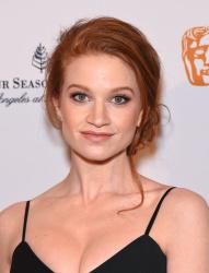 Sarah Hay - BAFTA Los Angeles Awards Season Tea @ Four Seasons Hotel Los Angeles at Beverly Hills in Los Angles - 01/09/16