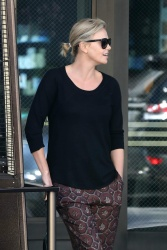 Charlize Theron - Out in Beverly Hills 1/17/17