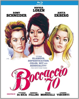 Boccaccio '70 (1962) Full Blu-Ray 43Gb AVC ITA DTS-HD MA 1.0