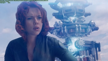 Мстители / The Avengers (2012) BDRip 1080p / 16.9 Gb [Лицензия]