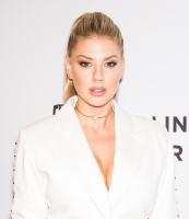 Charlotte McKinney -            ''Literally Right Before Aaron'' Screening New York City April 23rd 2017.