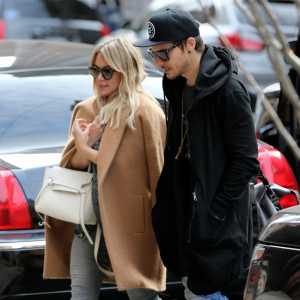 Hilary Duff - Out with her Boyfried in New York - March 6th 2017