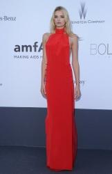 Lily Donaldson - amfAR's Cinema Against AIDS Gala 2013 in Antibes 5/23/13