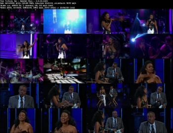 Tatyana Ali - Arsenio Hall - 2-4-14