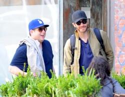 Jake Gyllenhaal & Jonah Hill & America Ferrera - Out And About In NYC 2013.04.30 - 37xHQ 2NZI4GVa