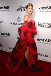 Miley Cyrus - 2015 amfAR Inspiration Gala in NYC 6/16/15